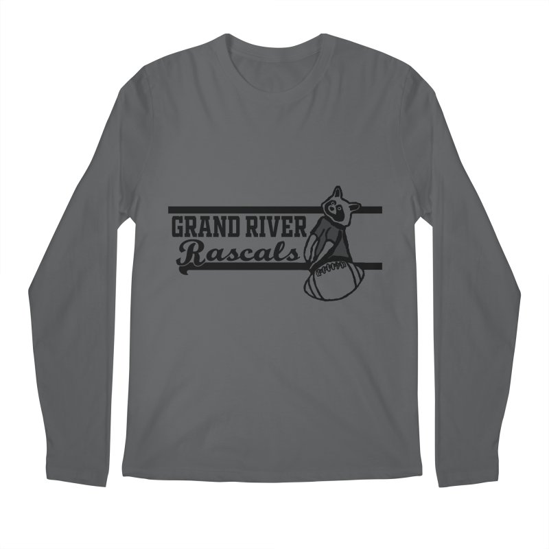School Spirit Men's Regular Longsleeve T-Shirt by disonia's Artist Shop