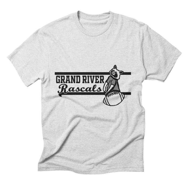 School Spirit Men's Triblend T-Shirt by disonia's Artist Shop