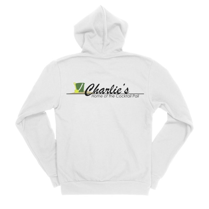 Charlie's Women's Sponge Fleece Zip-Up Hoody by disonia's Artist Shop
