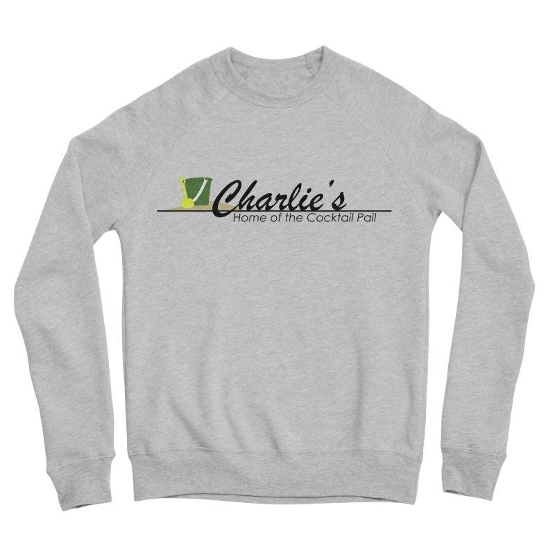 Charlie's Women's Sponge Fleece Sweatshirt by disonia's Artist Shop