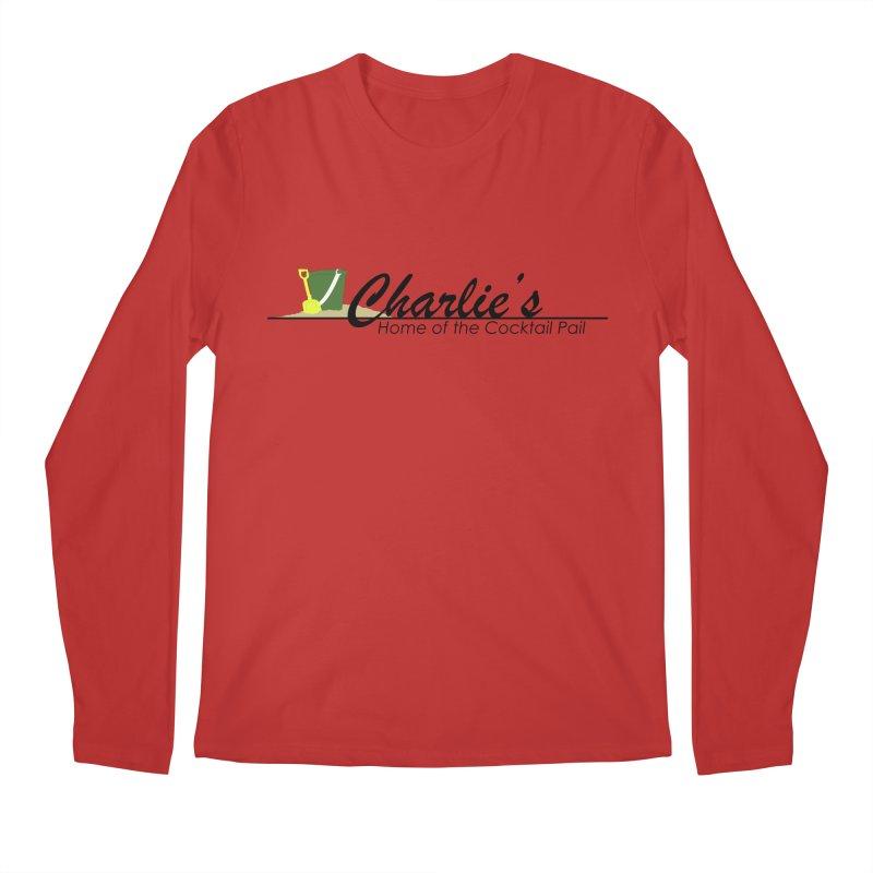 Charlie's Men's Regular Longsleeve T-Shirt by disonia's Artist Shop