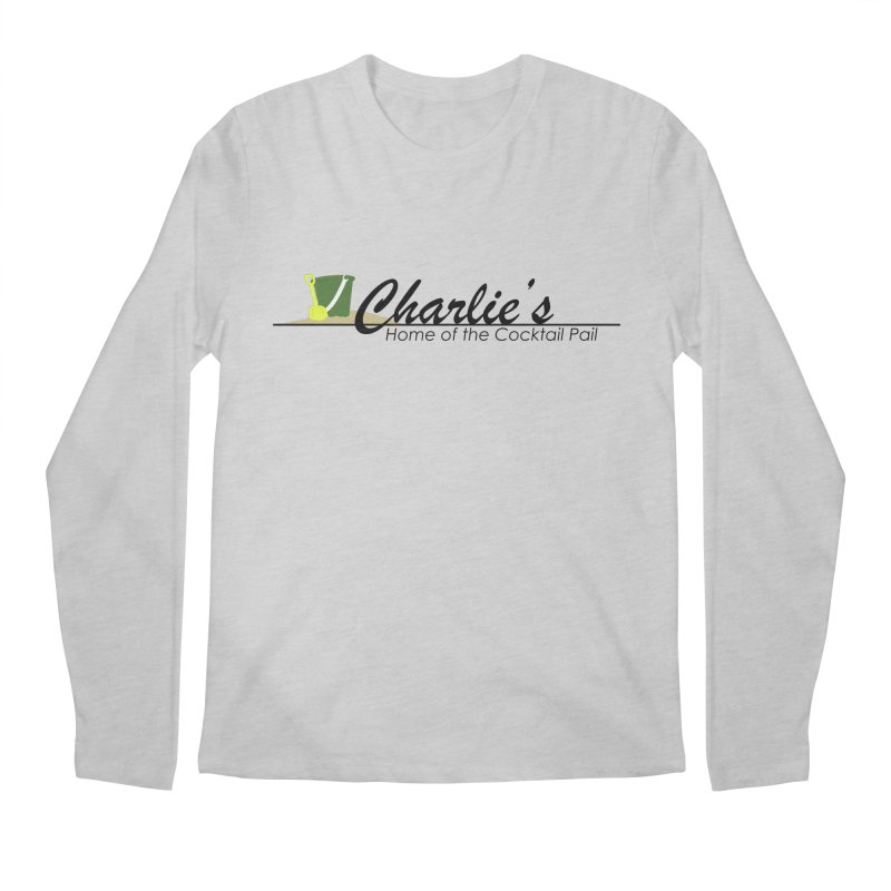 Charlie's Men's Regular Longsleeve T-Shirt by disonia's Artist Shop