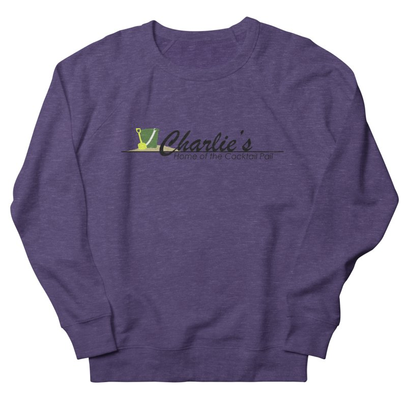 Charlie's Women's French Terry Sweatshirt by disonia's Artist Shop