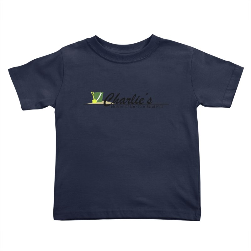 Charlie's Kids Toddler T-Shirt by disonia's Artist Shop