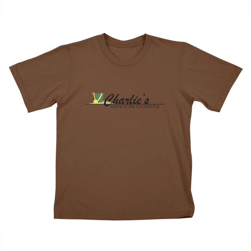 Charlie's Kids T-Shirt by disonia's Artist Shop