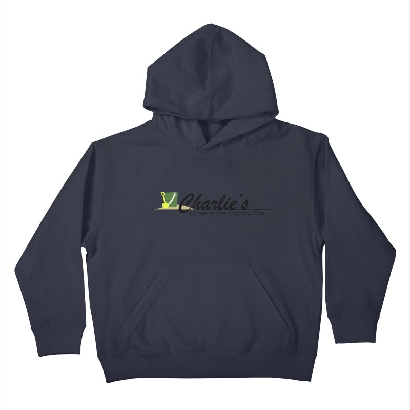 Charlie's Kids Pullover Hoody by disonia's Artist Shop