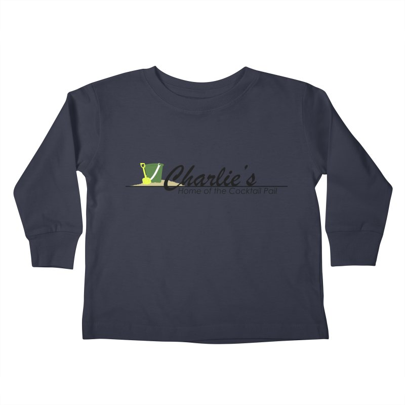 Charlie's Kids Toddler Longsleeve T-Shirt by disonia's Artist Shop