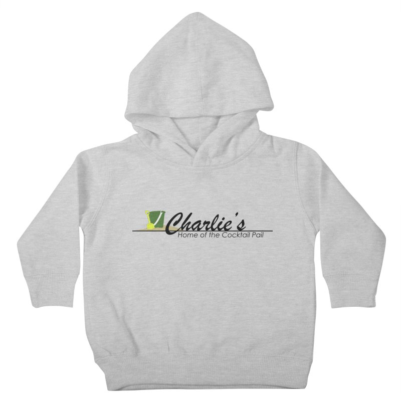 Charlie's Kids Toddler Pullover Hoody by disonia's Artist Shop