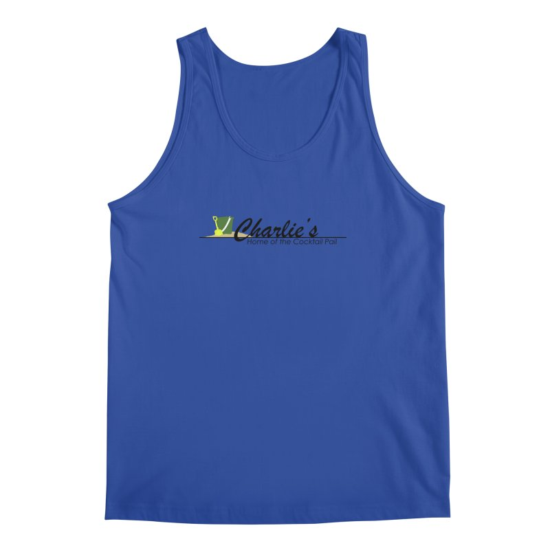 Charlie's Men's Regular Tank by disonia's Artist Shop