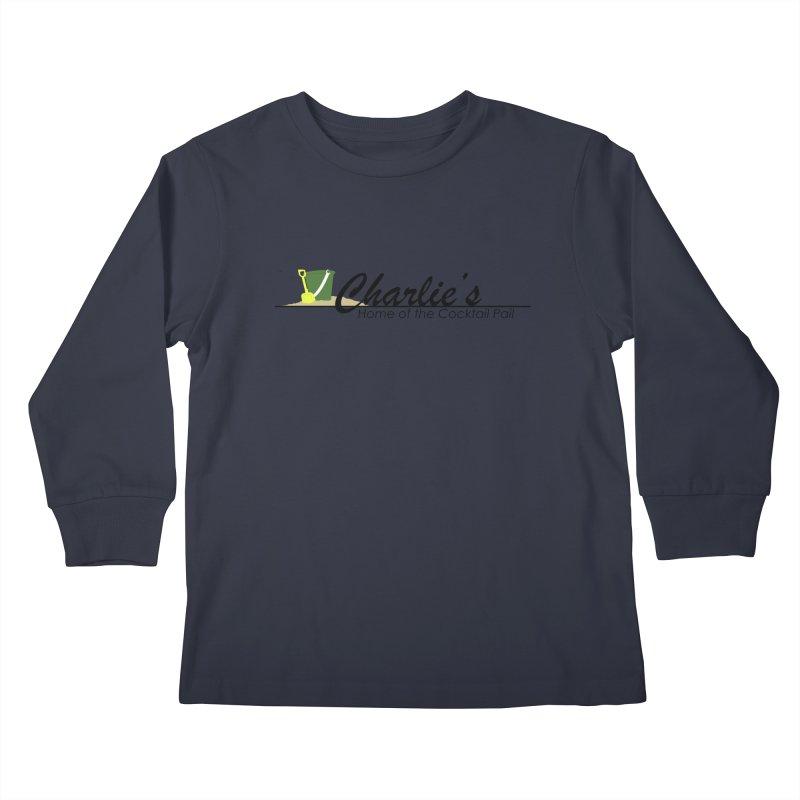 Charlie's Kids Longsleeve T-Shirt by disonia's Artist Shop