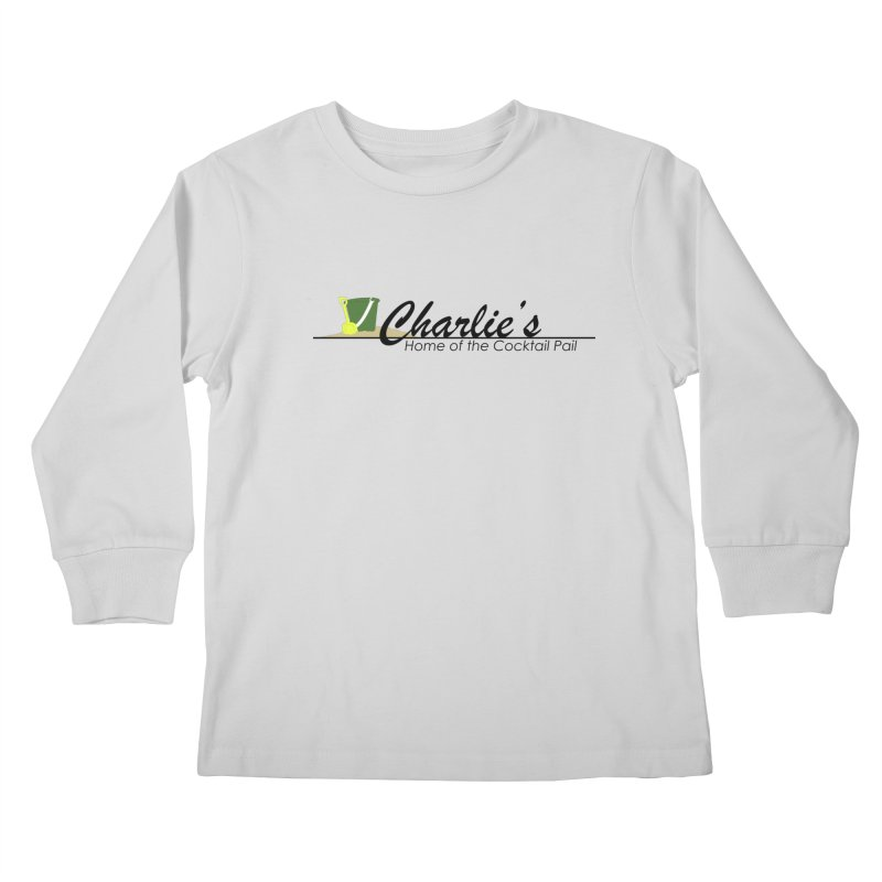 Charlie's Kids Longsleeve T-Shirt by disonia's Artist Shop