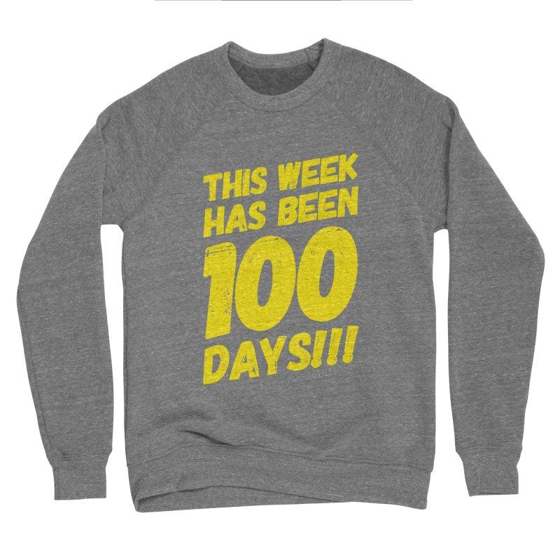 100 Days Women's Sweatshirt by Disposable Bits's Shop