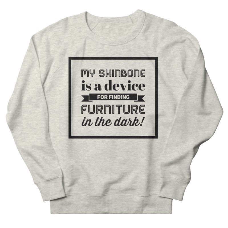 Shinbone Men's Sweatshirt by Disposable Bits's Shop