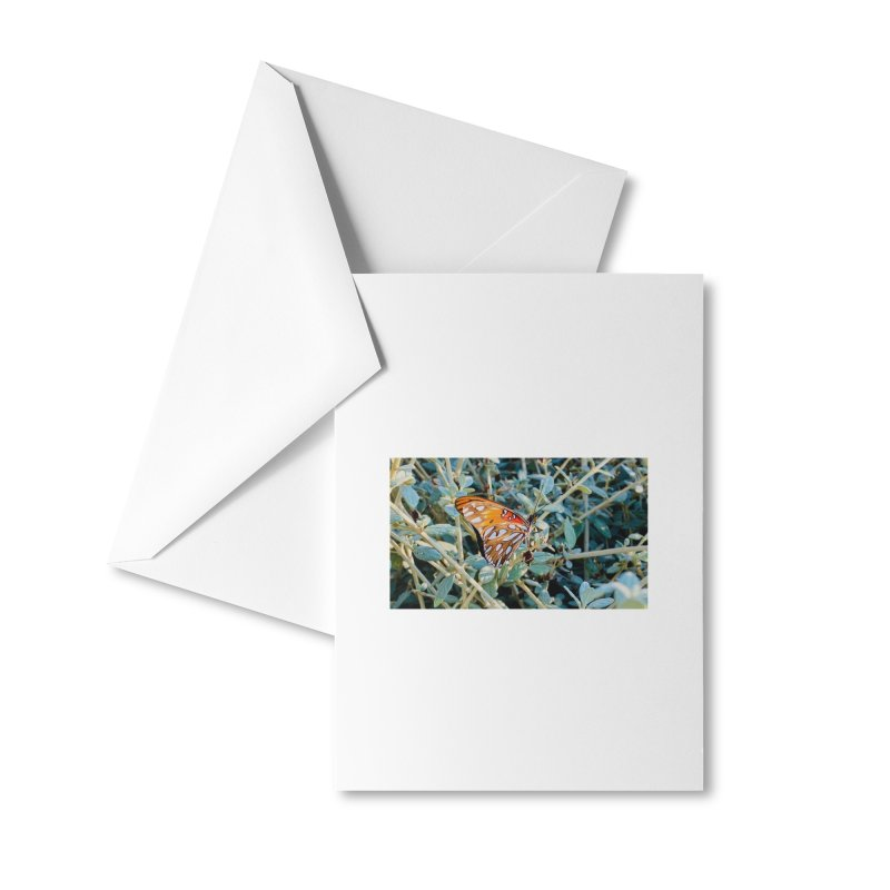 Butterfly Accessories Greeting Card by Disposable Bits's Shop