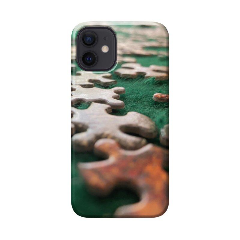 Puzzle Accessories Phone Case by Disposable Bits's Shop