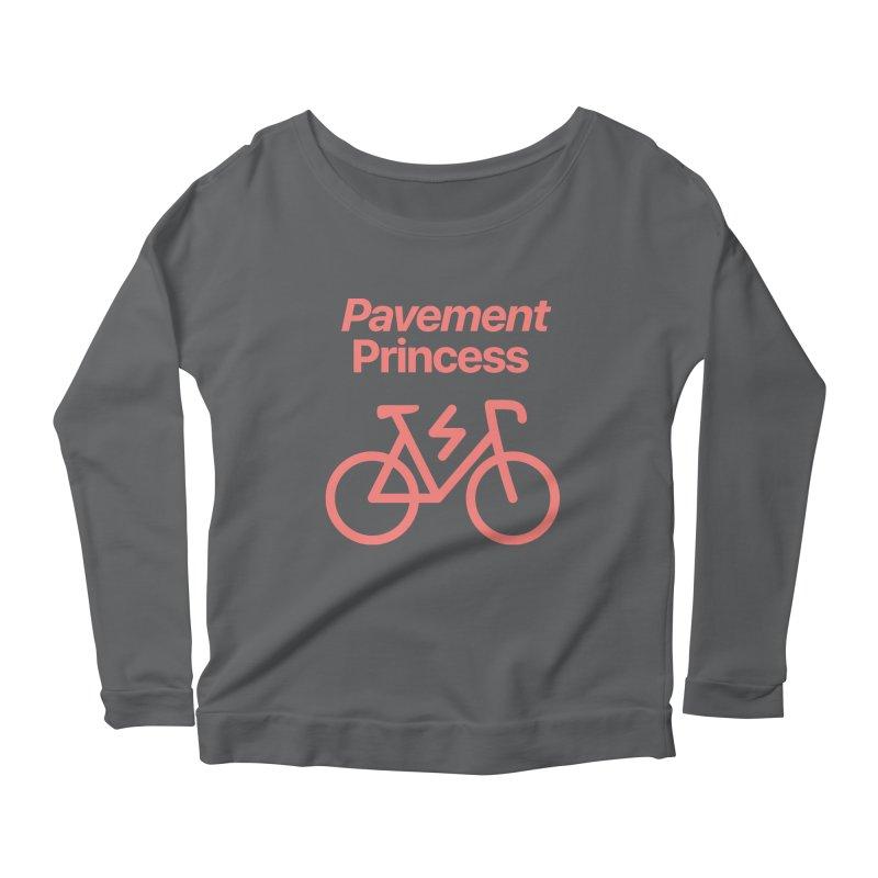 Pavement Princess Women's Longsleeve T-Shirt by Disposable Bits's Shop