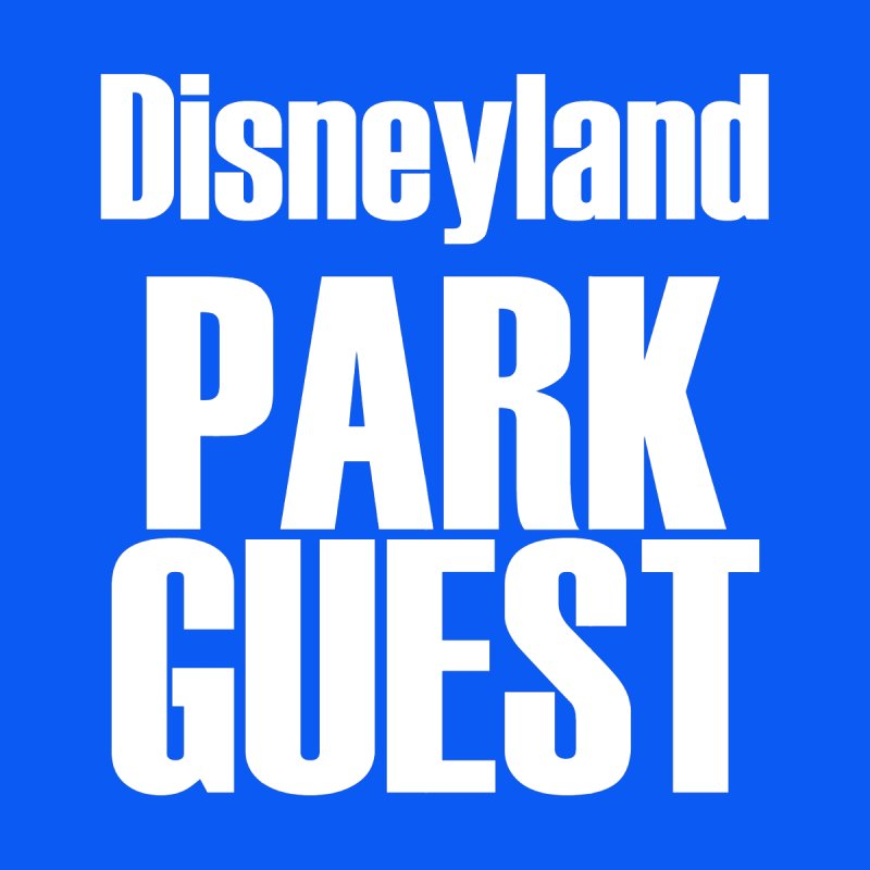 Disneyland Park Guest Men's Pullover Hoody by Disposable Bits's Shop