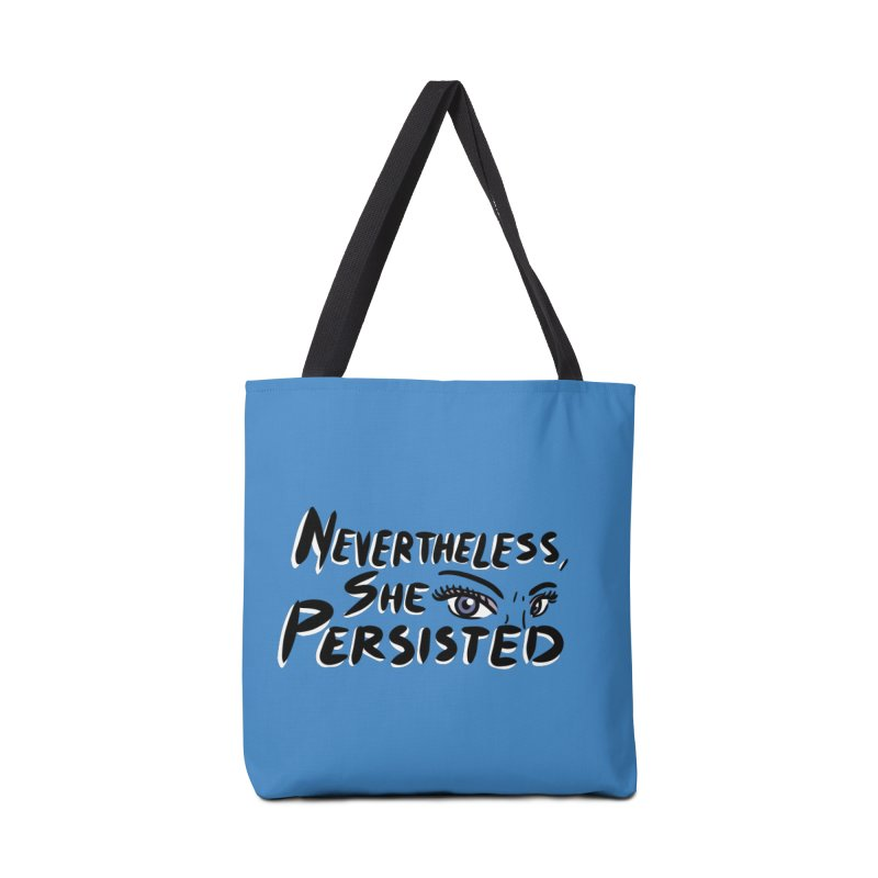 She Persisted Accessories Bag by Dissent in Style