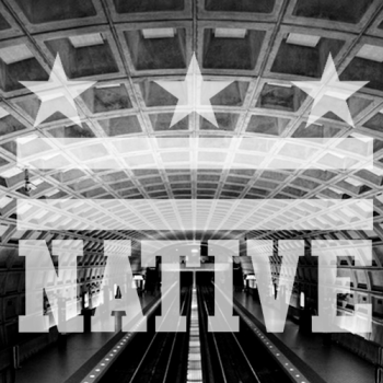 districtNative's Place to Be! Logo