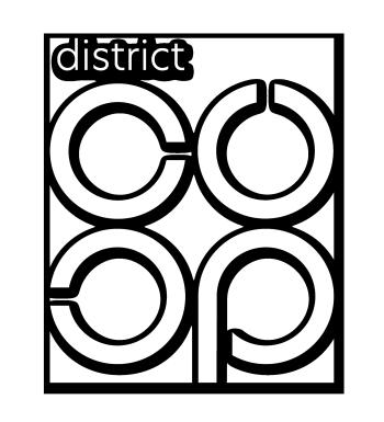 District Co-Op Logo