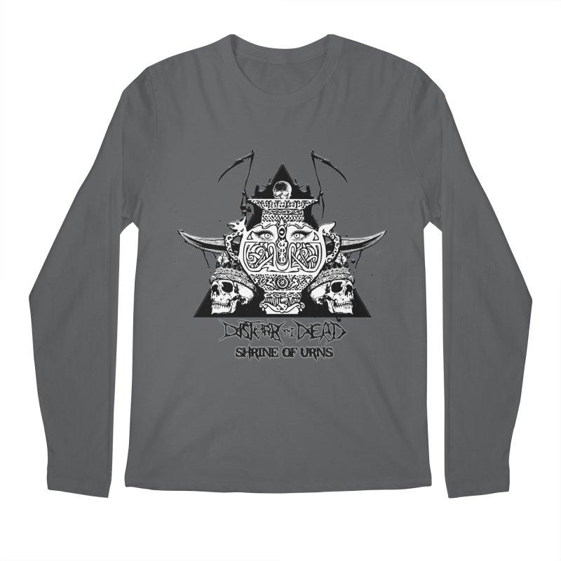 Shrine of Urns Men's Longsleeve T-Shirt by disturbthedead's Artist Shop