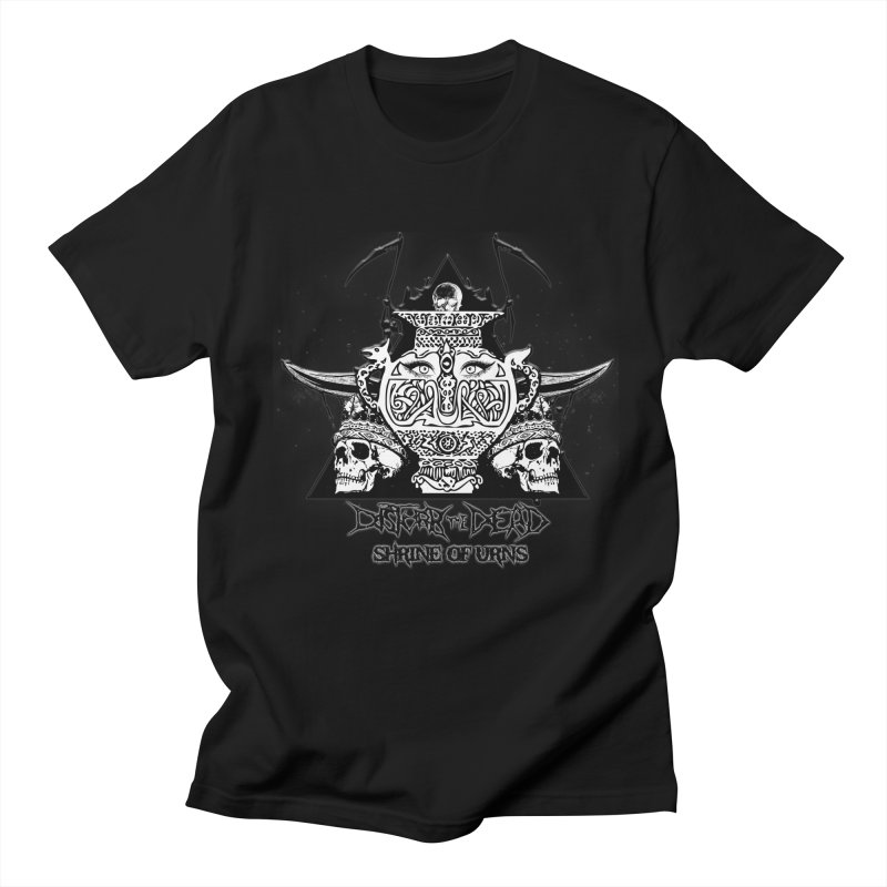 Shrine of Urns Men's T-Shirt by disturbthedead's Artist Shop