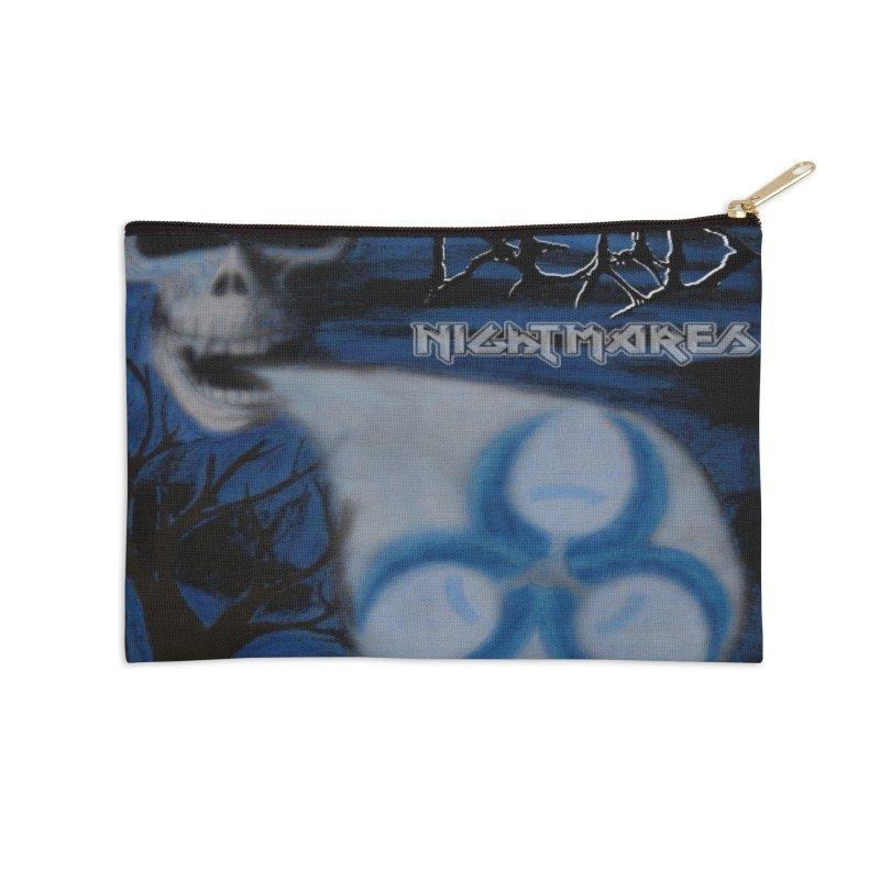 Nightmares Accessories Zip Pouch by disturbthedead's Artist Shop