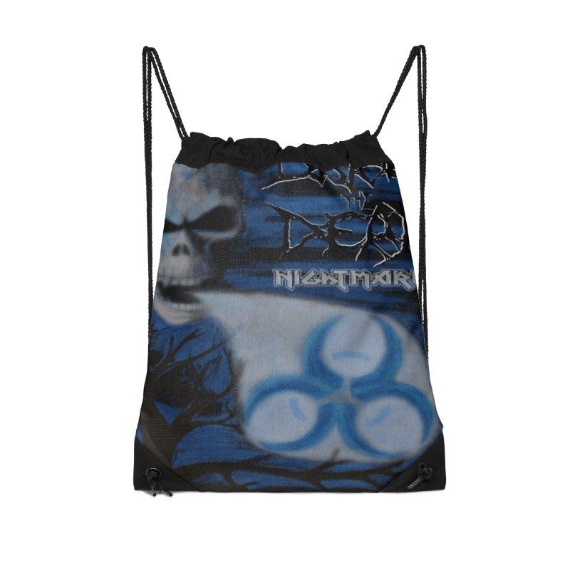 Nightmares Accessories Bag by disturbthedead's Artist Shop
