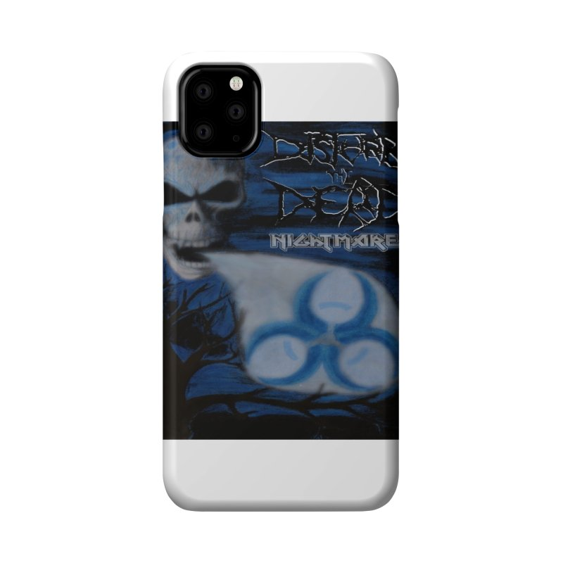 Nightmares Accessories Phone Case by disturbthedead's Artist Shop