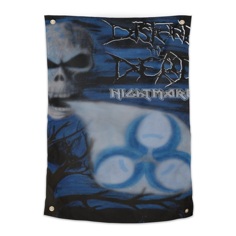 Nightmares Home Tapestry by disturbthedead's Artist Shop