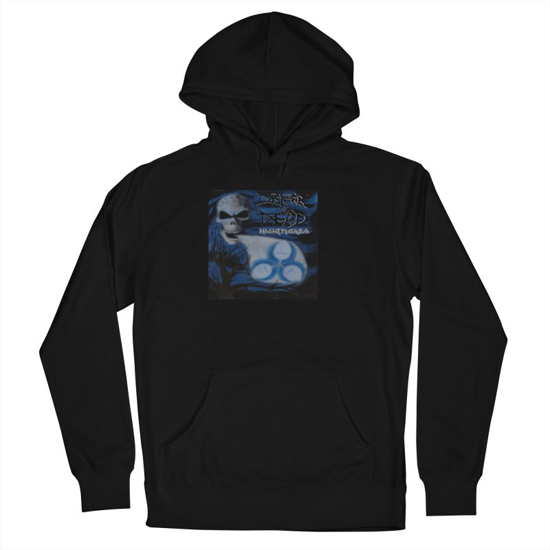 Nightmares Men's Pullover Hoody by disturbthedead's Artist Shop