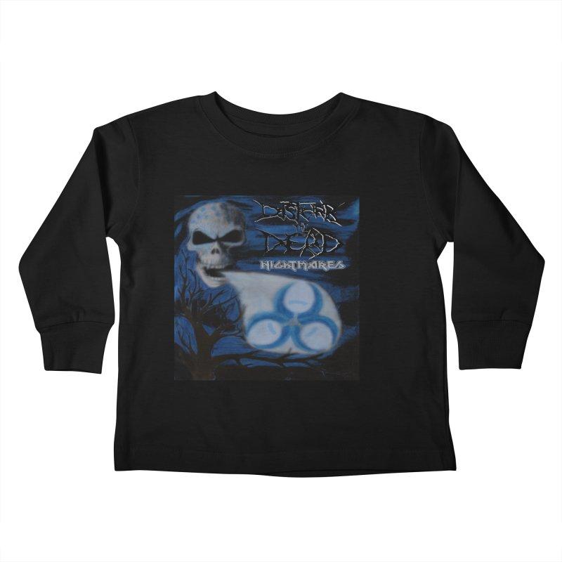 Nightmares Kids Toddler Longsleeve T-Shirt by disturbthedead's Artist Shop