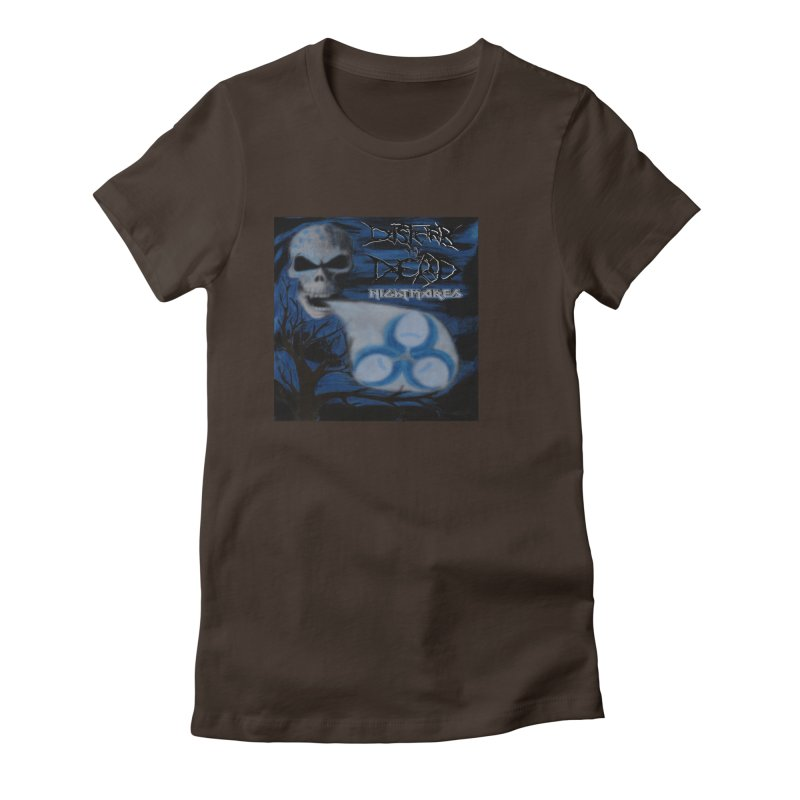 Nightmares Women's T-Shirt by disturbthedead's Artist Shop