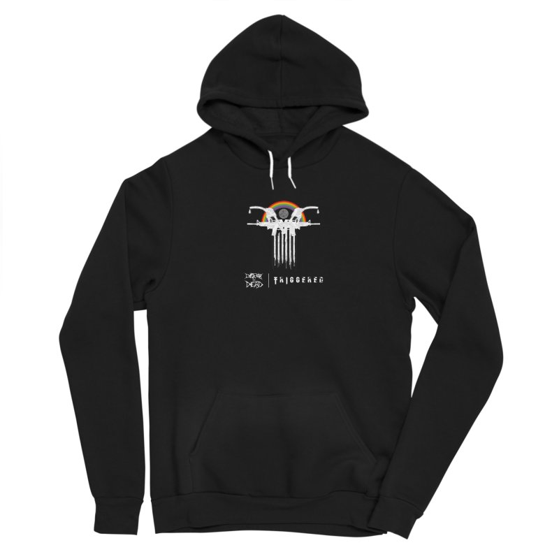 Triggered Women's Pullover Hoody by disturbthedead's Artist Shop