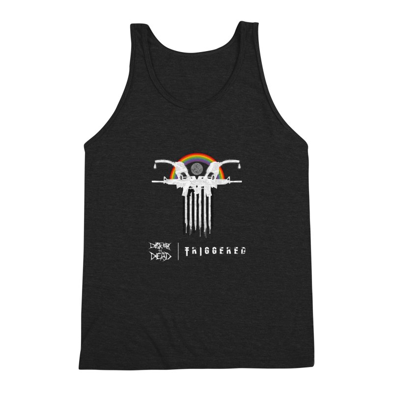 Triggered Men's Tank by disturbthedead's Artist Shop