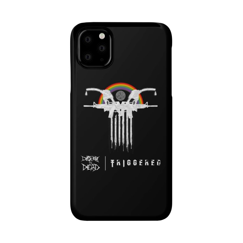 Triggered Accessories Phone Case by disturbthedead's Artist Shop