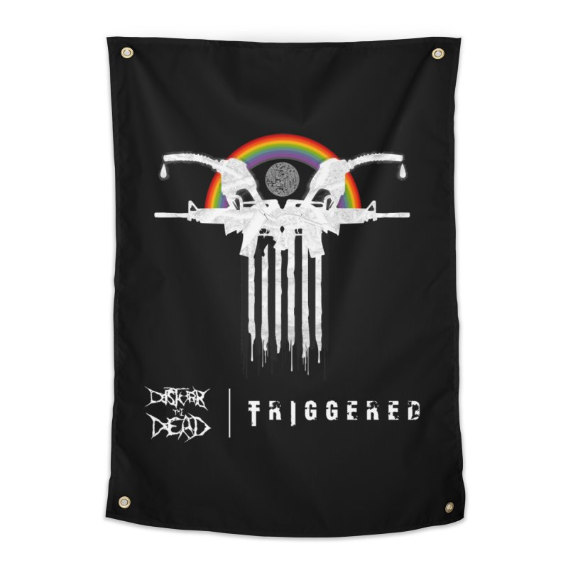 Triggered Home Tapestry by disturbthedead's Artist Shop