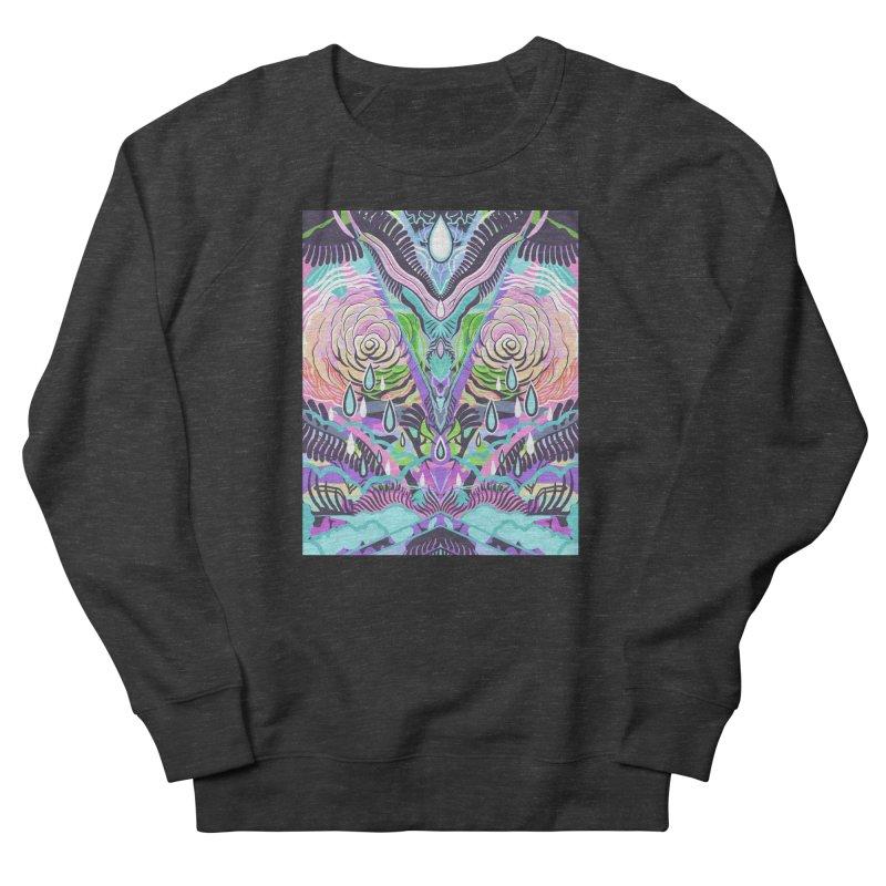 Camellia drips Women's Sweatshirt by DIVINE FEM