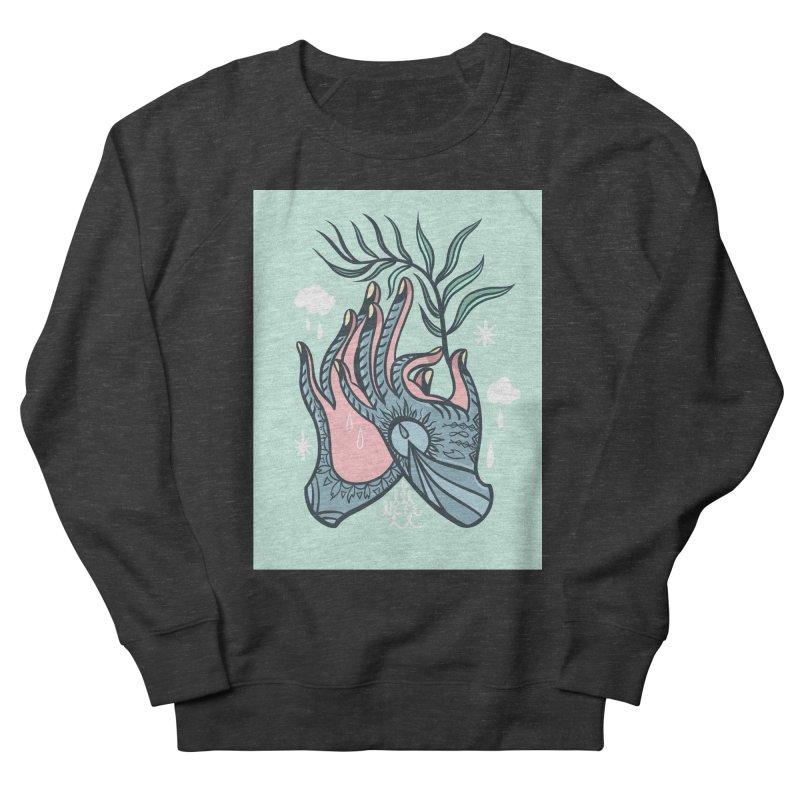 Tender Hands Women's Sweatshirt by DIVINE FEM