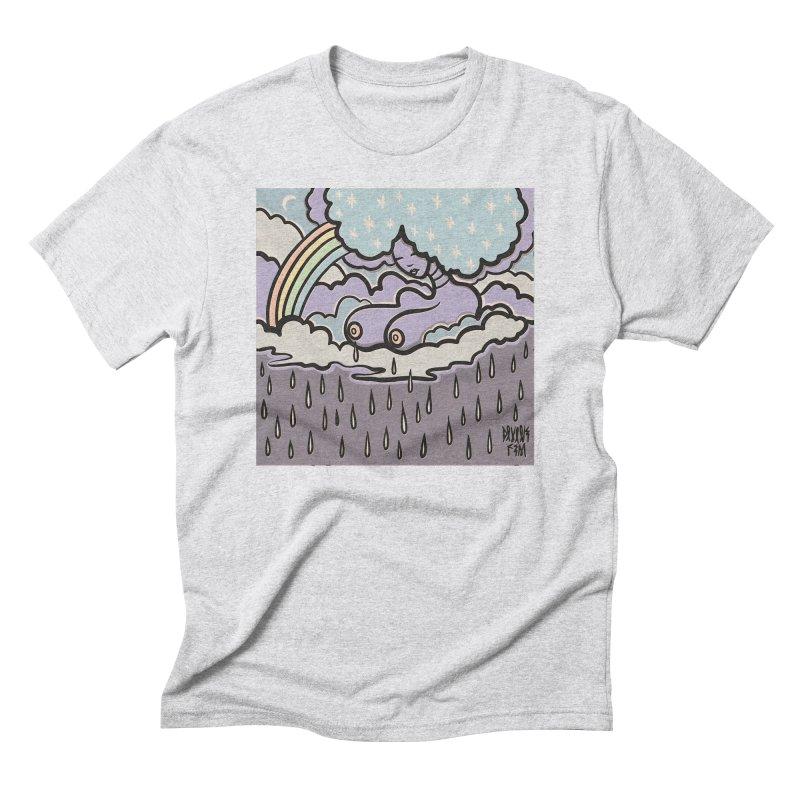 Makin' it RAIN! Men's T-Shirt by DIVINE FEM