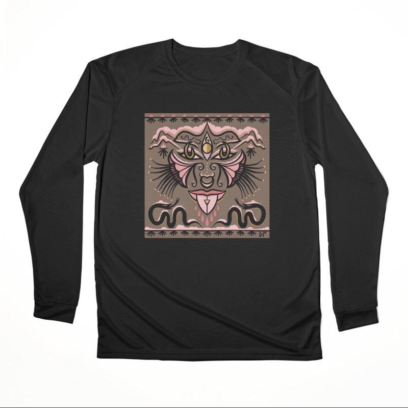 Kali Ma Men's Longsleeve T-Shirt by DIVINE FEM