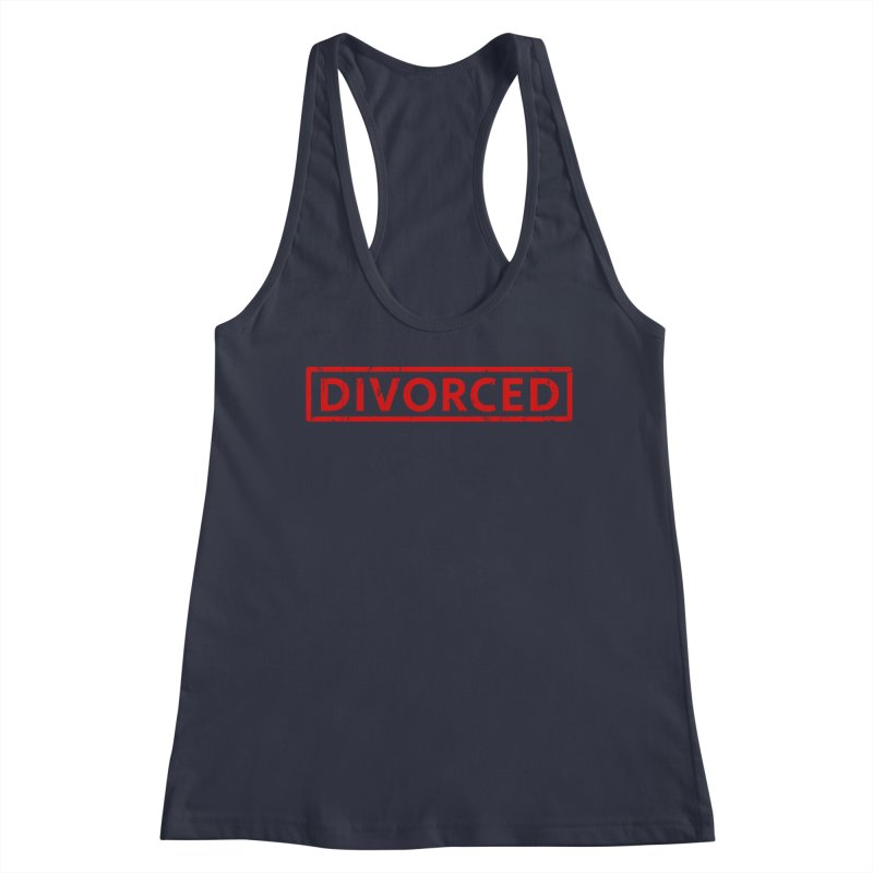 DIVORCED Women's Tank by