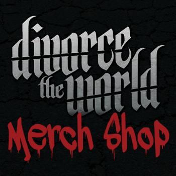 divorcetheworld's Artist Shop Logo