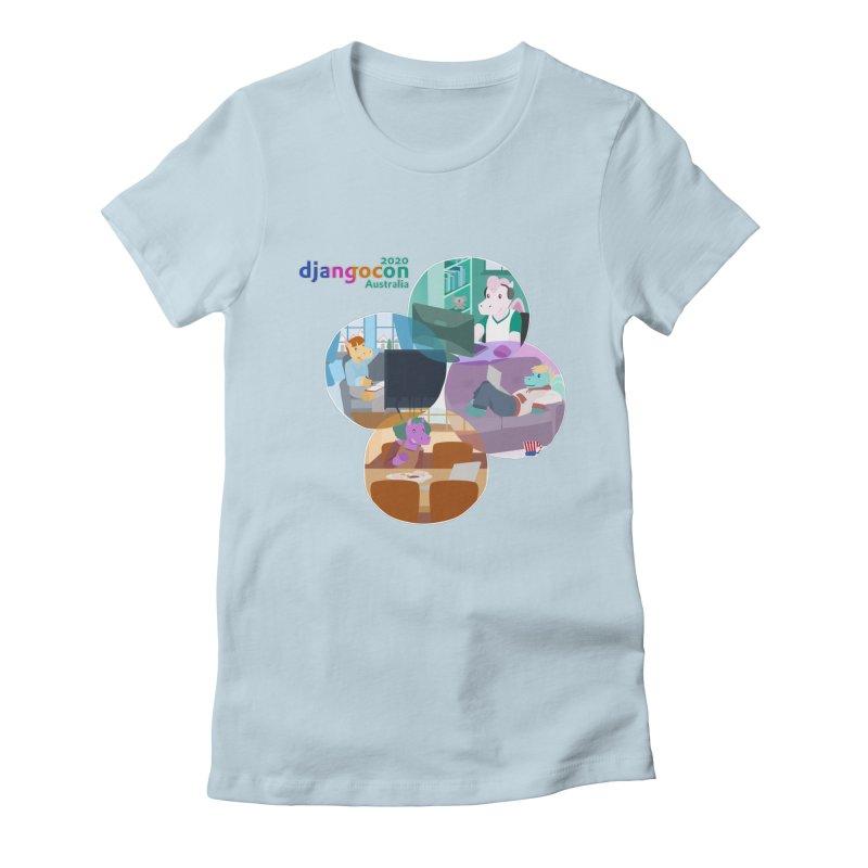DjangoCon Australia 2020 Women's T-Shirt by Django Software Foundation Store