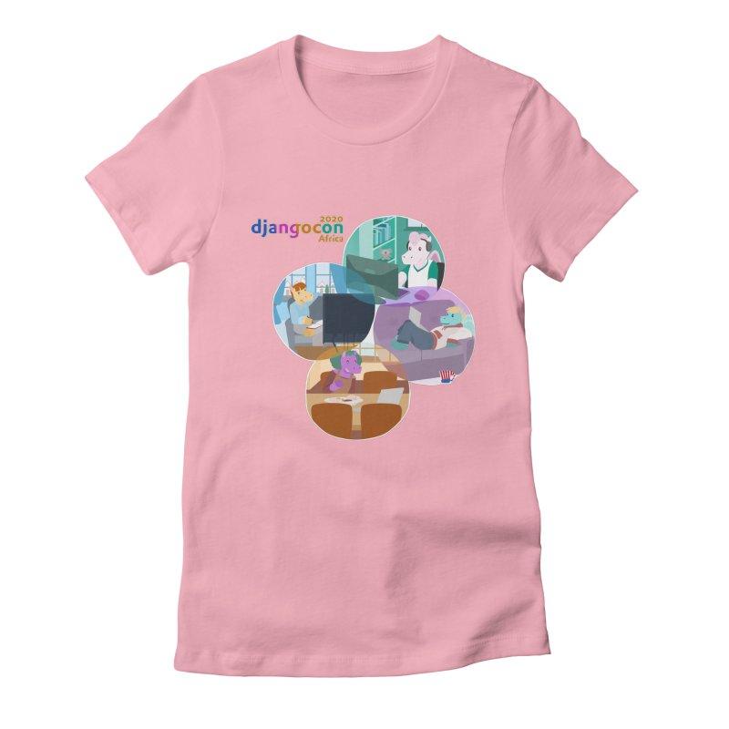 DjangoCon Africa 2020 Women's T-Shirt by Django Software Foundation Store