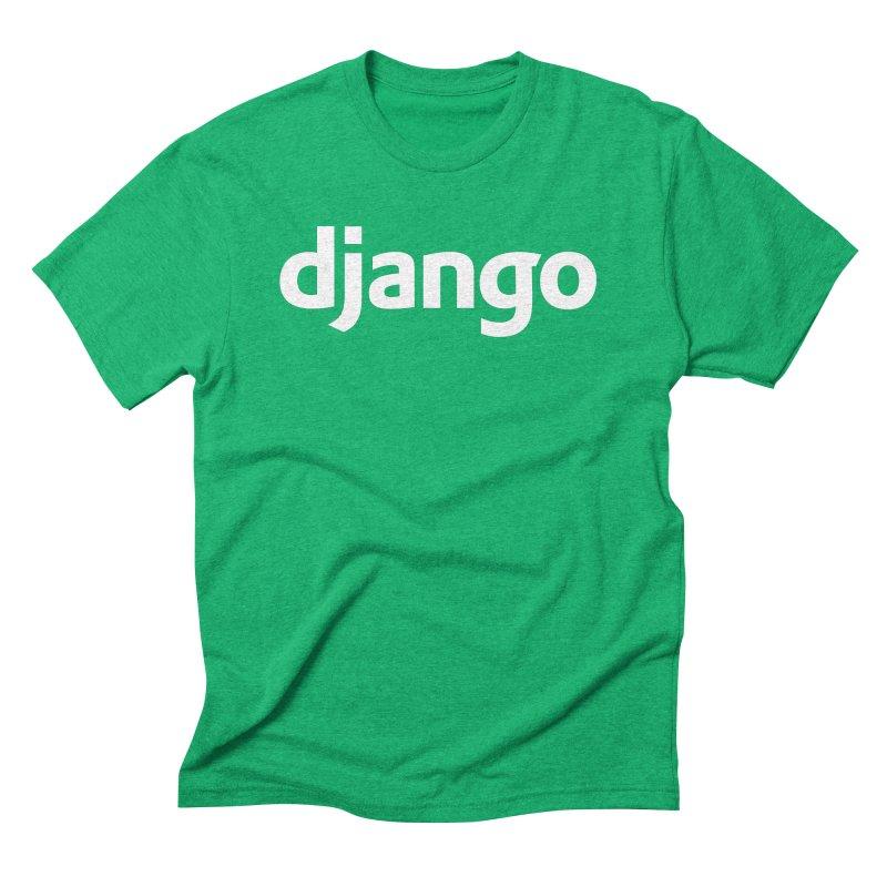 Django Men's T-Shirt by Django Software Foundation Store