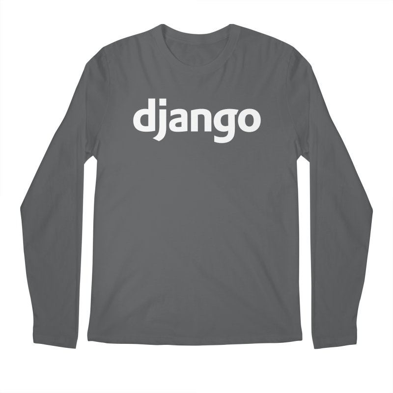Django Men's Longsleeve T-Shirt by Django Software Foundation Store