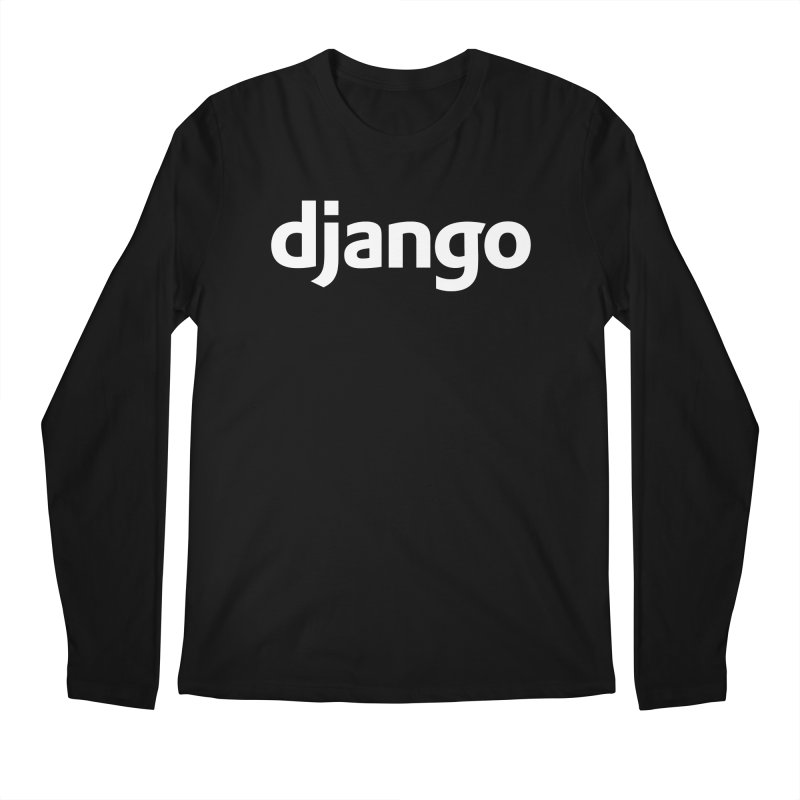 Django Men's Longsleeve T-Shirt by Django Software Foundation Store