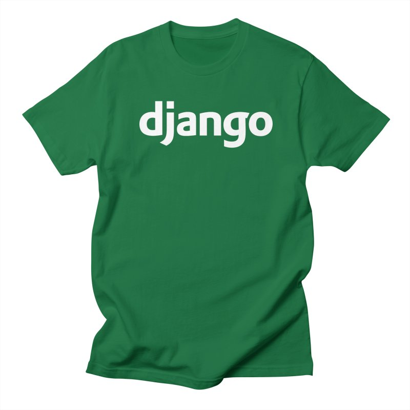 Django Men's T-Shirt by Django Software Foundation Store