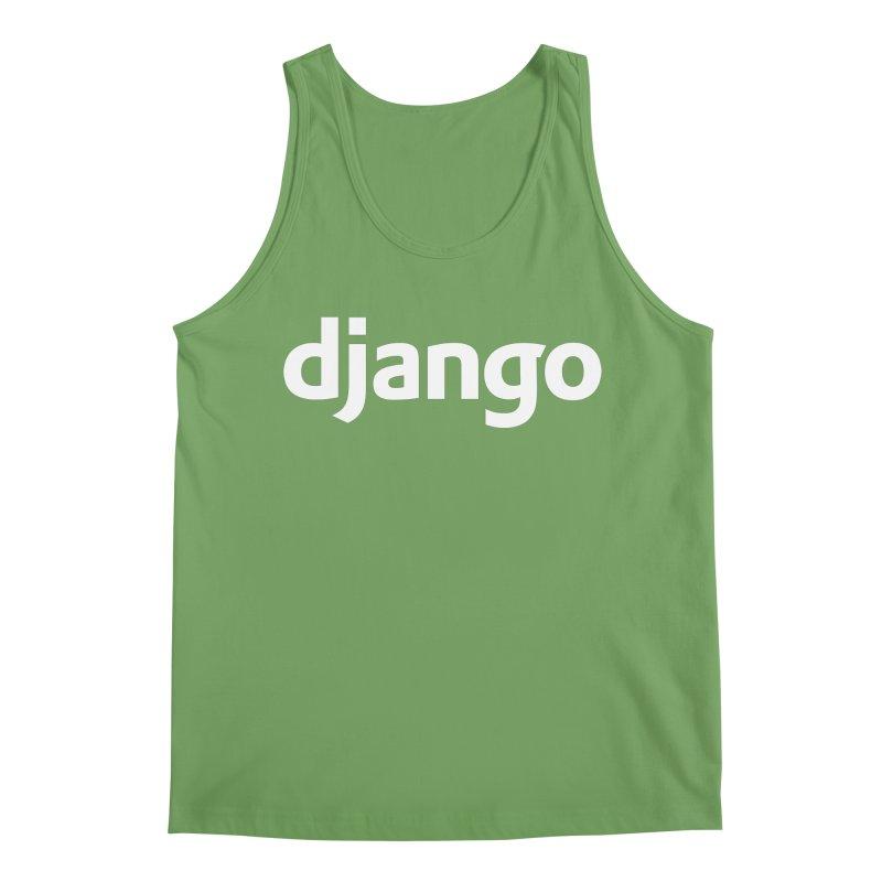 Django Men's Tank by Django Software Foundation Store